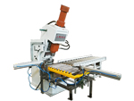 Valve Hole Punching Press